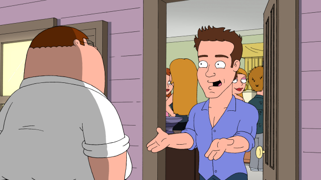 Family guy stewie penis